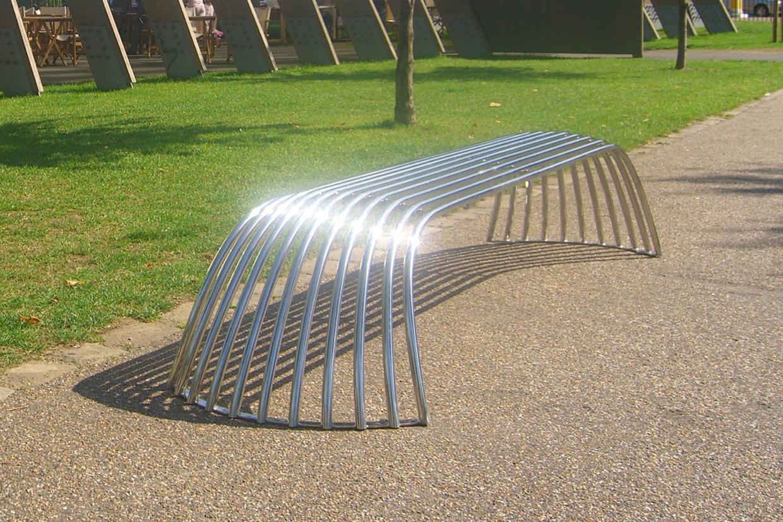 Span Bench - Serpentine