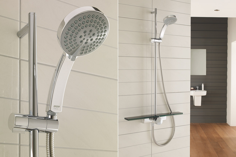 Tabla Shower Unit Detail