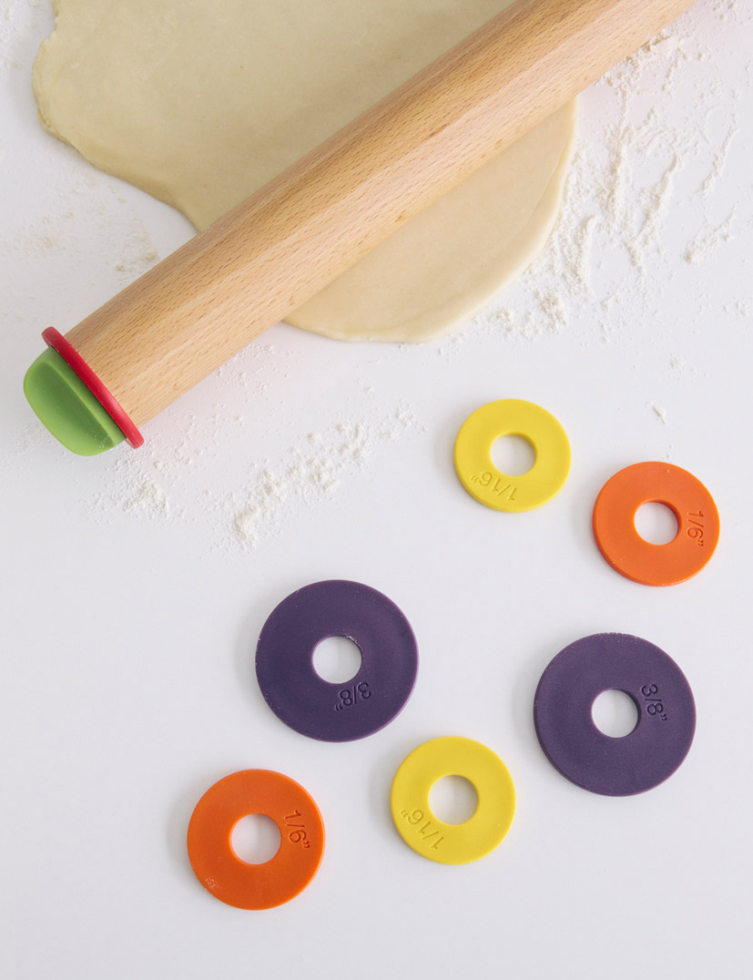 Asjustable Height Rolling Pin for Joseph Joseph